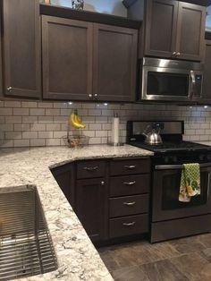 71 Best Kitchens With Dark Cabinets images | Kitchen design ...