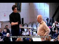 Bernard Haitink - Master Class- London 2008