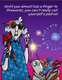 maxine 4th of july photo: Patriotic Maxine Patriotic Fireworks July 4th Memorial Day LOL Funny Laughs Laughing Cartoon MaxineFireworks.jpg