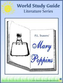 World Study Guide: Literature Series - Mary Poppins - World for Learning | CurrClick