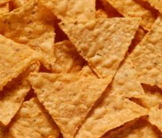 Recipe Corn Chips by Thermomix in Australia - Recipe of category Baking… Baked Corn Tortilla Chips, Homemade Tortilla Chips, Homemade Tortillas, Corn Chips, Corn Tortillas, Homemade Chips, Cereal Recipes, Lunch Recipes, Cooking Recipes