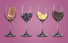 Les mystères des arômes du vin