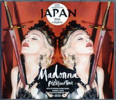 Madonna / Saitama, Japan Tour 2016 2Days Complete 2CD