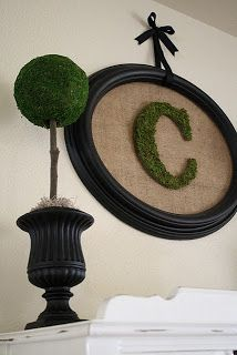 Countdown to Spring: Front Door Decor ~ Carissa's Creativity Space