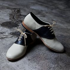1950's vintage inspired saddle shoes  FREE by goodbyefolk on Etsy, $210.00!  OMG! We wore these to school daily!