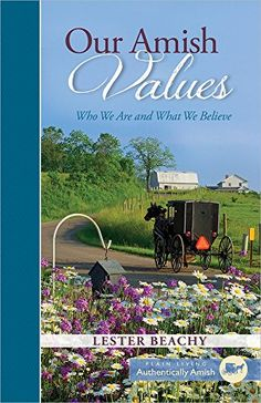 Our Amish Values: Who We Are and What We Believe (Plain Living) by Lester Beachy