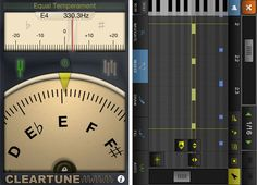 Apps that Rock: 12 Apps for Musicians Weekly Smartphone App Roundup | Apartment Therapy