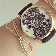reloj y pulsera disponibles!.... Encuentralos en otros colores.. #astromelia #accesorios #modadehoy #gdl   tenemos envíos a toda la república mexicana
