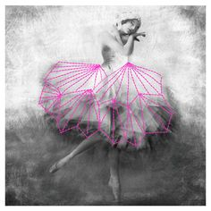 jose romussi - embroidered, vintage dancers