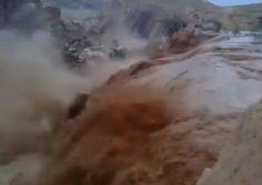 September 8, 2015. Flash Sept. 8, 2015. Flooding in Algeria. Watch the video at:  https://www.facebook.com/173330902716927/videos/875486262501384/?fref=nf