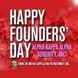 founders' day aka - Yahoo Image Search Results Alpha Kappa Alpha Founders, Kappa Alpha Psi Fraternity, Aka Founders, Happy Founders Day, Alpha Kappa Alpha Paraphernalia, Aka Sorority Gifts, Delta Girl, How To Apologize, Day Wishes
