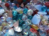 Free Shipping~Bead Soup~ Czech Glass Beads