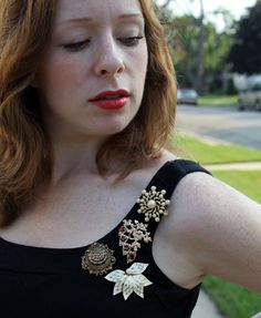 A-brooch-able   Knocked Up Fabulous