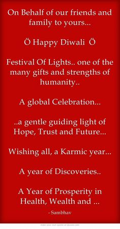 lines on diwali in english language  rohit nitwal  diwali essay  on behalf of our friends and family to yours  happy diwali