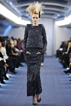 Chanel Spring 2012 Couture Collection Slideshow on Style.com