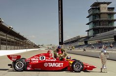 "Throwback Thursday: When a rookie made it look easy at Indy. As Juan Pablo Montoya thrust his fist into the air in winning the 2000 Indianapolis 500, team owner Chip Ganassi shouted into his radio, ""You're world famous now."" RACER.com"