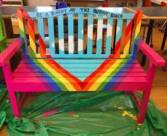 Image result for buddy benches