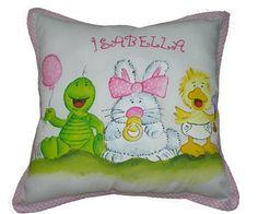 almohadon Silk Painting, Arts And Crafts, Cushions, Throw Pillows, Tela, Pillows, Sheet Sets, Slip On, Ornaments