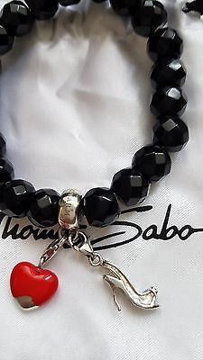 Der GüNstigste Preis Aparte Holz Perlen Halskette Kette Schwarz Rotbraun Creme Neu 42 Cm Halsketten & Anhänger