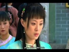 Empresses in the Palace, episode 1, good. English caption