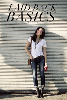 Cover_Rich_and_skinny_Jeans_Reed_krakoff_booties_chriselle_lim_2 {My fav fash combo, jeans & a tee! ~The Style Maven}