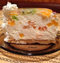 Tort diplomat pe blat de biscuiti – Sa Gatim cu Gina Jacque Pepin, Romanian Food, Bread, Cooking, Desserts, Recipes, Cakes, Drinks, Pies