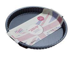GBB 10' Fixed Base Quiche Tin   Bakeware   Baking Equipment