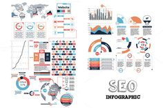 SEO Infographic. Business Infographic. $10.00