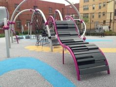 New playground in Washington, D.C.