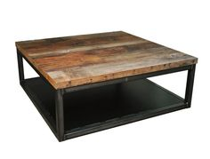 Hey, I found this really awesome Etsy listing at https://www.etsy.com/listing/123493037/reclaimed-wood-coffee-table