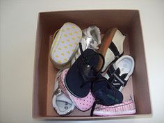 Baby shoe matching - learning about PAIRS How many objects make a pair?  Are they exactly the same? (no)  Think of other pairs.