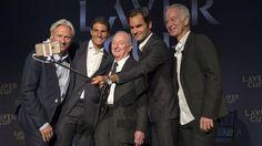 La Laver Cup: con Federer y Nadal, se viene otro show de las leyendas de las…