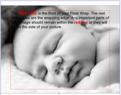 Tips on choosing the right photograph and the right float wrap for your needs.