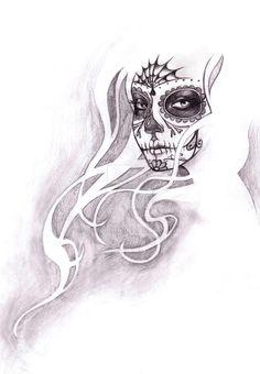 Muerte, Hermosa Muerte by jditchmen on DeviantArt