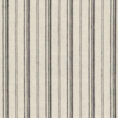 Ralph Lauren Home, Upper Street Stripe, linen Ralph Lauren Fabric, Ticking Fabric, Drapery Hardware, Fabric Houses, Striped Fabrics, Home Furnishings, Swatch, Pattern Design, Upholstery