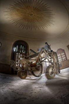 Holy hill abandoned care hospital -- by andre govia., via Flickr