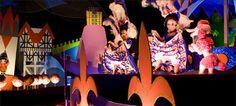 Its A Small World--Disney World's Fantasyland and Mickey's Toontown Fair