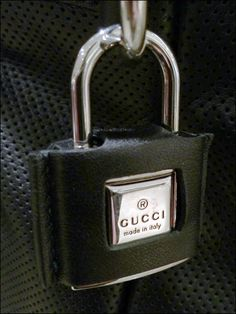 Gucci® Branded Security Lock