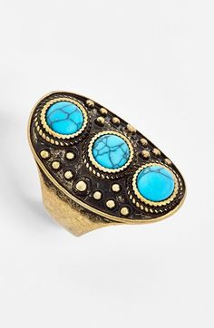 three-stone ring / nordstrom
