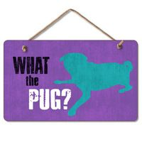 Come in and check out our new Decorative Dog Signs!