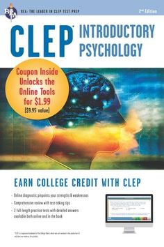 Clep Introductory Psychology W/ Online Practice Exams #CLEP #exams #introductory #online #practice #psychology Online Psychology Degree, Psychology Books, Psychology Exam, Doctor Who Outfits, New Doctor Who, Practice Exam, Test Preparation, Reading Time, Prepping