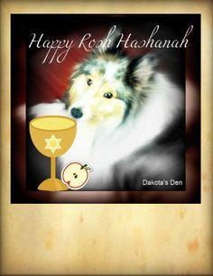Happy Jewish New Year-Rosh Hashanah