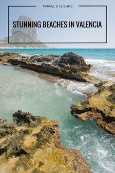 5 Stunning Beaches In Valencia, Spain
