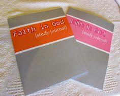 Faith in God Study Journals