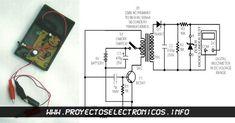 ▷ 【FUENTE de alimentación de 10 A y 13.8 Voltios】→ ¡Gratis! Arduino, Transformers, Digital, Circuit