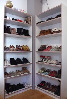 1000 images about rangement on pinterest ranger jewelry storage and twin - Comment ranger chaussures ...