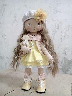 Купить Куколки для души - кукла, кукла в подарок, кукла ручной работы, кукла интерьерная