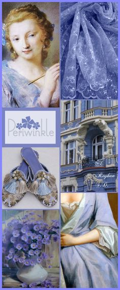 '' Periwinkle Blue '' by Reyhan S.D.