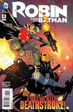 Robin: Son of Batman (2015) Issue #4