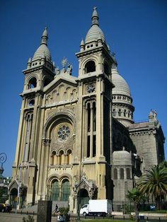 Basílica de Los Sacramentinos. Santiago, Chile